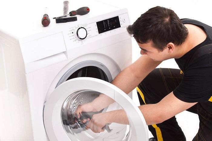 cách sửa máy giặt LG báo lỗi UE