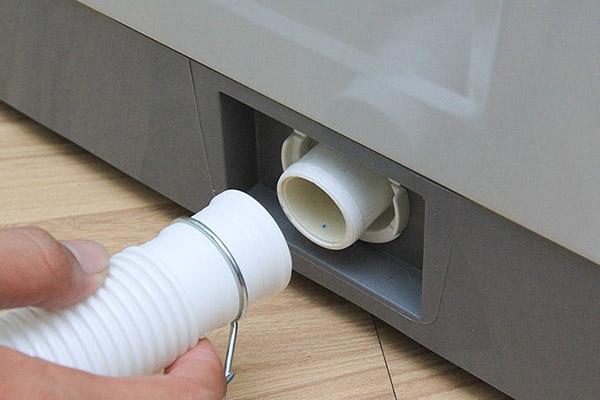 Bật mí cách xả hết nước trong máy giặt siêu nhanh