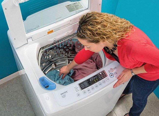 máy giặt Sanyo không vắt được