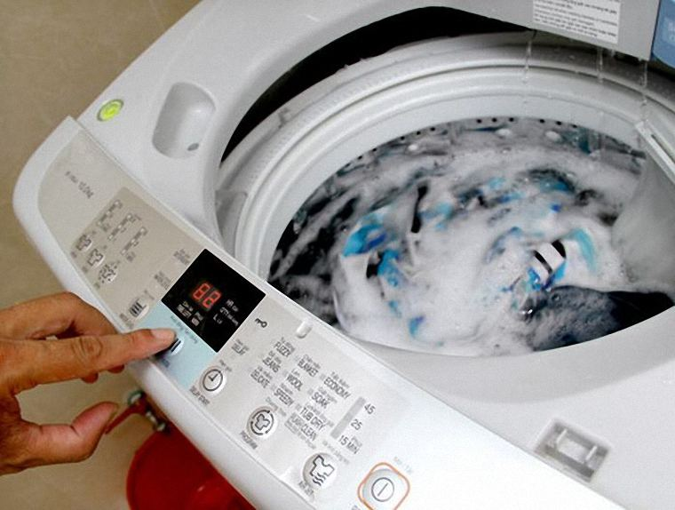 Cách xử lý nhanh nhất khi máy giặt Sanyo không vắt được