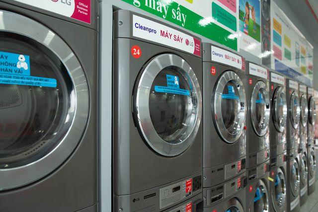 Cho thuê máy giặt tại Đà Nẵng