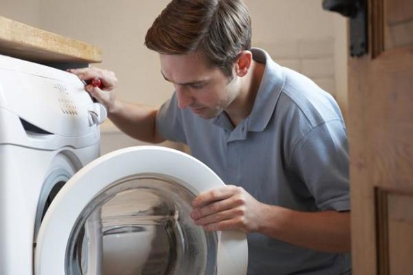 Máy giặt đang giặt bị mất điện phải làm sao?