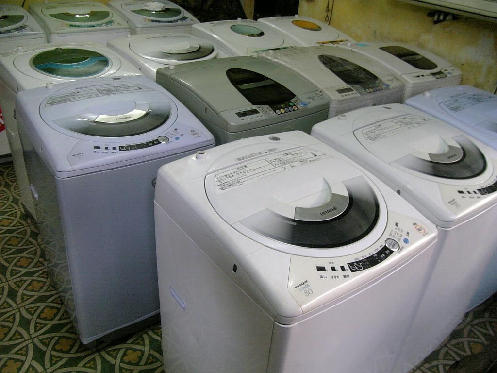 Mua bán máy giặt cũ tại Đà Nẵng giá rẻ, chất lượng