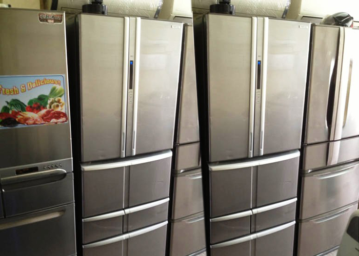 Mua bán tủ lạnh cũ tại Đà Nẵng