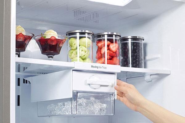 Bí mật đằng sau thời gian đông đá của tủ lạnh