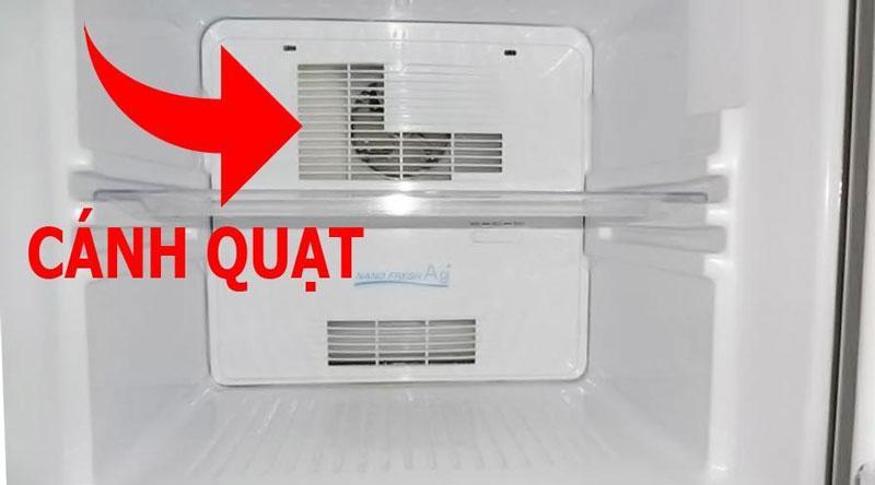 Nguyên nhân và cách sửa tủ lạnh Hitachi Inverter kêu to