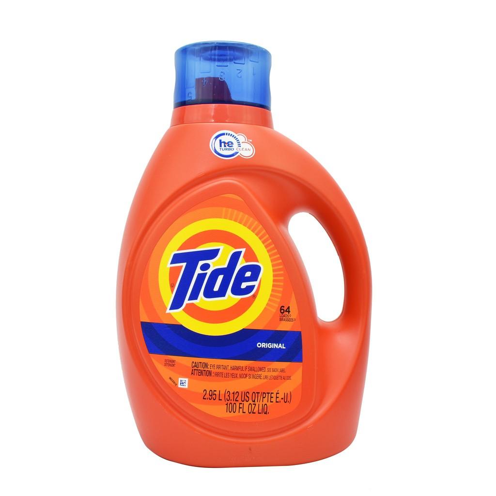 nước giặt dùng cho máy giặt